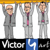 TBDH'14 – De Tekenkingz & Victor4Art