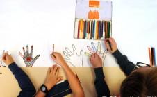 Grotius tekent Zentangles
