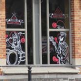 TBDH'14 – Window Drawings – Centrum