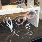 TBDH '15 – Big Window Drawings